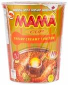 Mama Лапша быстрого приготовления тайская Кремовый Том Ям 70 г