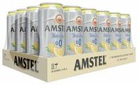 Amstel Пивной напиток безалкогольный осветлённый Амстел Natur Lemon 0,45 л 24 шт