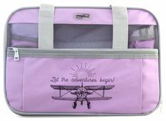 Переноска-сумка для собак Triol Техно (малая) 40х28х25 см
