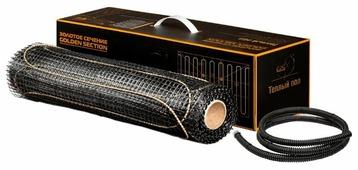 Электрический теплый пол Золотое Сечение GS-640-4,0 640Вт