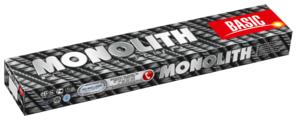 Электроды для ручной дуговой сварки PlasmaTec Monolith УОНИ 13/55 3мм 2.5кг
