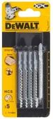 Набор пилок для лобзика DeWALT DT 2216 5 шт.
