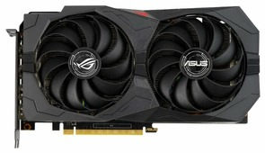 Видеокарта ASUS ROG GeForce GTX 1650 SUPER 1530MHz PCI-E 3.0 4096MB 12002MHz 128 bit 2xHDMI 2xDisplayPort HDCP Strix Gaming Advanced