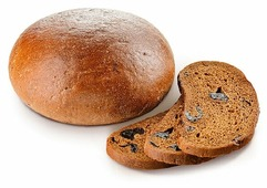 Королёвский хлеб Хлеб Шотландский пшенично-ржаной с черносливом в нарезке 285 г