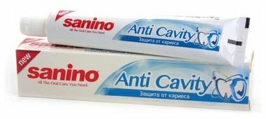Зубная паста Sanino Anti Cavity