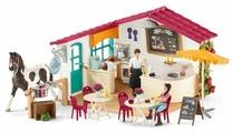 Игровой набор Schleich Кафе для наездников 42519