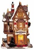 Фигурка Lemax Магазин рождественских подарков 20 х 14 х 9 см