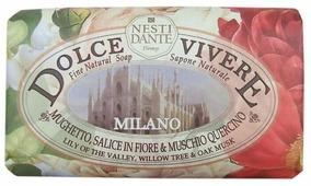 Мыло кусковое Nesti Dante Dolce Vivere Milano