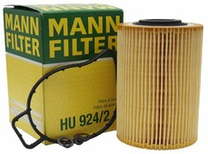 Фильтрующий элемент MANNFILTER HU924/2X