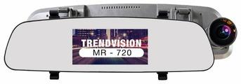 Видеорегистратор TrendVision MR-720, 2 камеры, GPS, ГЛОНАСС