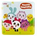 Игрушка для ванной Lubby Малышарики (20918)
