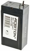 Аккумуляторная батарея ROBITON VRLA4-0.7 0.7 А·ч