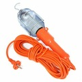Переносной светильник Camelion W-002, 60 Вт, шнур 10 м