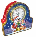 Подарочный набор ПоДари Новогодние часы 500 г