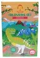 Tiger Tribe Раскраска Динозавры 14-013