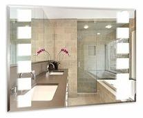 Зеркало Mixline Блюз 525408 80x60 см без рамы