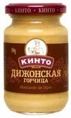 Горчица КИНТО Дижонская, 170 мл