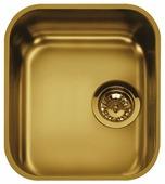 Врезная кухонная мойка smeg UM34OT2 36х45см нержавеющая сталь