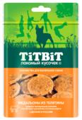 Лакомство для собак Titbit Медальоны из телятины для маленьких собак