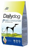 Корм для собак Dailydog Adult Medium and Large Breed Fish and Potatoes