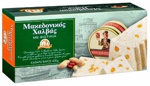 Халва Macedonian Halva македонская с арахисом 400 г
