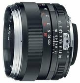 Объектив Carl Zeiss 50 mm F/1.4 Planar T* ZF.2 (для Nikon)