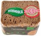 Рижский ХЛЕБ Хлеб Гречневый бездрожжевой заварной гречневый