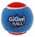 Мячик для собак GiGwi GiGwi ball Original самый маленький 3 шт (75340)