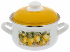 Кастрюля Интерос Лимоны 5,1 л