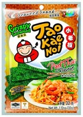 Снэк из морских водорослей Tao Kae Noi со вкусом Пад тай 32 г