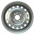 Колесный диск Trebl X40001 6x16/4x100 D54.1 ET52 Silver