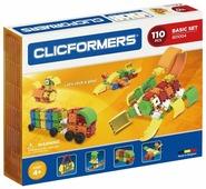 Магнитный конструктор Magformers Clicformers 801004 Basic Set 110