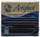 Полимерная глина Artifact Classic черная (191), 56 г