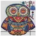 Белоснежка Набор для вышивания Сова 36 x 36 см (165)