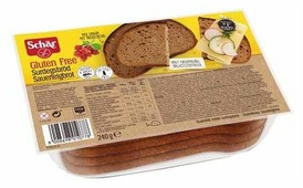 Schar Хлеб Surdegsbrod без глютена в нарезке 240 г