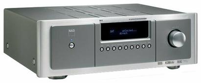 AV-процессор NAD M15