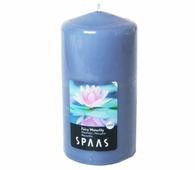 Свеча Spaas Fairy Waterlily арома столбик