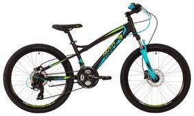 Подростковый горный (MTB) велосипед Novatrack Tornado HD 24 (2019)