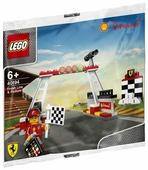 Конструктор LEGO Shell 40194 Финиш и подиум