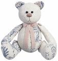 Малиновый слон Набор для изготовления мягкой игрушки Медвежонок Пэч (ТК-033)
