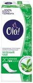 Ola! прокладки ежедневные Daily Deo Зеленый чай