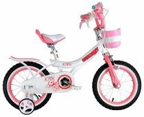Детский велосипед Royal Baby RB14G-4 Princess Jenny Girl Steel 14