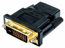 Переходник Atcom DVI-D - HDMI (АТ1208)