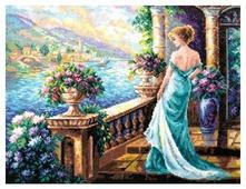 Чудесная Игла Набор для вышивания Моя богиня! 40 x 32 см (65-04)