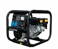 Бензиновый генератор Hyundai HY7000 (5000 Вт)