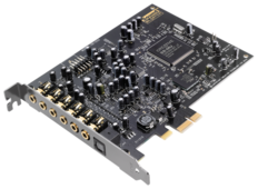 CREATIVE Sound Blaster Audigy Rx (SB1550)