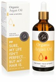 Масло для тела Grace & Stella Арганы органическое Organic Argan Oil