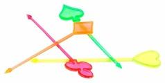 Paterra Пики декоративные одноразовые пластиковые Карты (35 шт.)