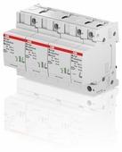 Устройство защиты от перенапряжения для систем энергоснабжения ABB 2CTB815708R4900
