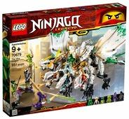 Конструктор LEGO Ninjago 70679 Ультра дракон